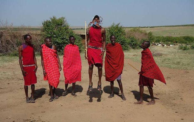 Masai Village Visit in Nairobi